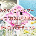 メデュラ(MEDULLA)シャンプーの口コミ暴露!成分解析&最安値をチェック!
